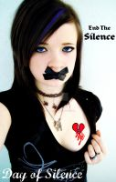 Day of Silence by MissBubbleKitty