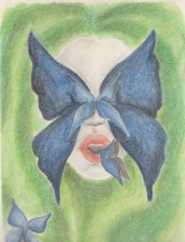 The Butterfly Kiss by Allteriel