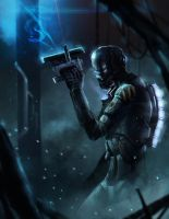 Dead space by Keens-Chan88