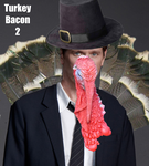 Turkey Bacon 2- Kevin Bacon Photoshop by Jenn-Coney1976