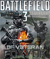 Bf3 lone wolf poster by f0xy0k