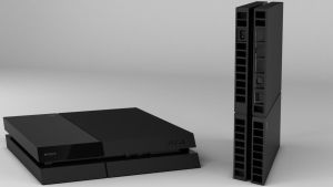 The Playstation 4 by thepariah6