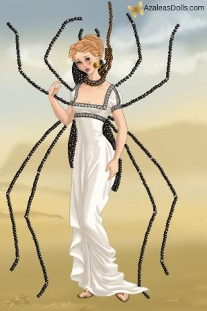 Arachne, the very first Spider