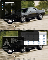 69 Camaro with Gnome Shell by CraazyT