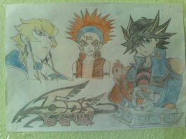YGO 5Ds by Yuseichan
