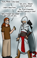 Altair by ShapelyMan