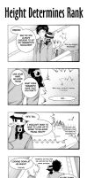 Height Determines Rank by HikaruNo5