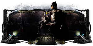 Batman - to davidx by DuffCD