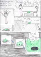 The Origins of Lil'Dude: Page One by lilmissa103