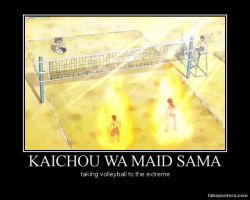 kaichou wa maid sama motivation by hamburger-san