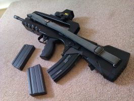 TM FAMAS F1 by IscreamMachine
