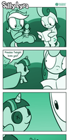 Silly Lyra - Eye Catcher by Dori-to