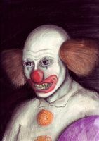 Pennywise the dancing clown by Merethor