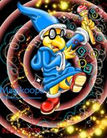 Magikoopa magic by Bowser2Queen
