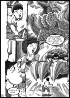 Godzilla vs. Gamera - Page 7 by kaijukid
