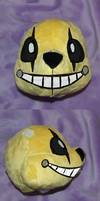 Springtrap Prototype head 3 by VengefulSpirits