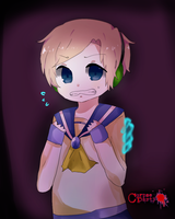 Pewdiepie : Corpse Party by sakukoto