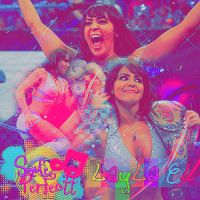 Layla eL WWE by LittleDreamFrench