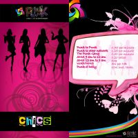 Punk Telecom-Tariff for Chics by danishsaeed