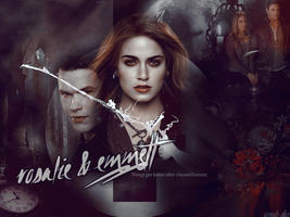 Rosalie and Emmett by alice-castiel