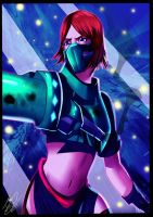 AT- Corporal Hart by WinterSpectrum