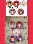 Parasyte The Maxim Pin Set [AVAILABLE] by BLUberrypanda