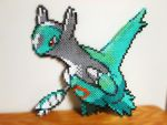 Shiny Latios Perler by Lie74