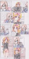 Tinted Sunset pg 3 by ZoaRenso