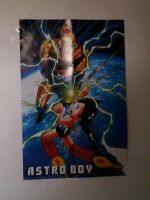 My little Astro boy poster by Animefreakchelly