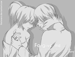 Forgive me - Mello x France (my OC) by Hatake-Flor