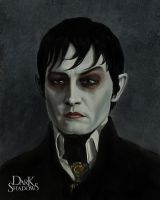 Barnabas Collins by burnt8bit