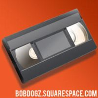 VHS Video Cassette by b0bd0gz