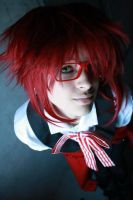 I'm Grell by Draghessa