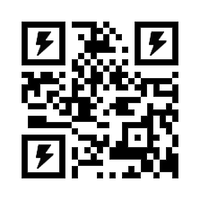 xElectrified! QR Code 3 by psychosherry