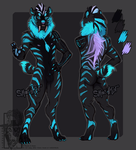 [Adopt] Cybersaber [CLOSED] by Smooshkin