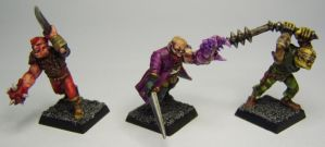 MORDHEIM Mutants by FraterSINISTER
