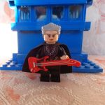 Custom Made Twelfth Doctor Lego With Guitar by PCamenzind