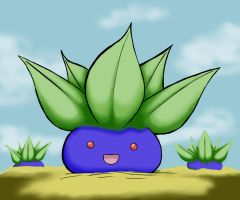 Oddish Patch by Canovis