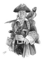 Long john Silver by brentb9702
