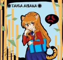 Wild Taiga by DistortedAlice