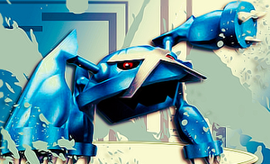 Metagross Pokemon by jonatking
