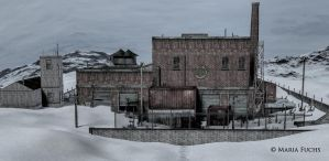 Snow Factory by MariaFuchs