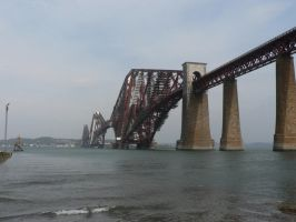 The Forth Bridge by james147741