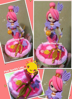 Platy Summoners War Clay Figure by yonkairu