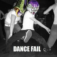 DBZ: Dance Fail by sakuradbzgirl15