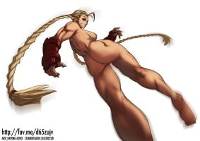 Cammy by elee0228