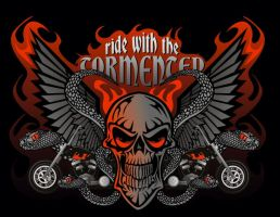 Ride With The Tormented by deadspirit6