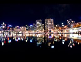 Darling Harbour Syd, Australia by Thrill-Seeker