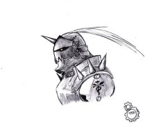 alphonse elric by snowpups123