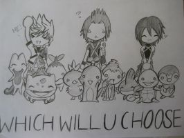 Which Will You Choose by maimai97